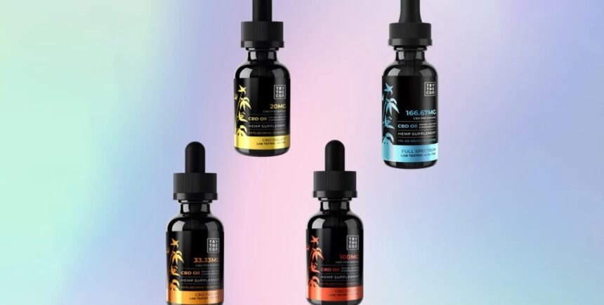 TryTheCbd oils