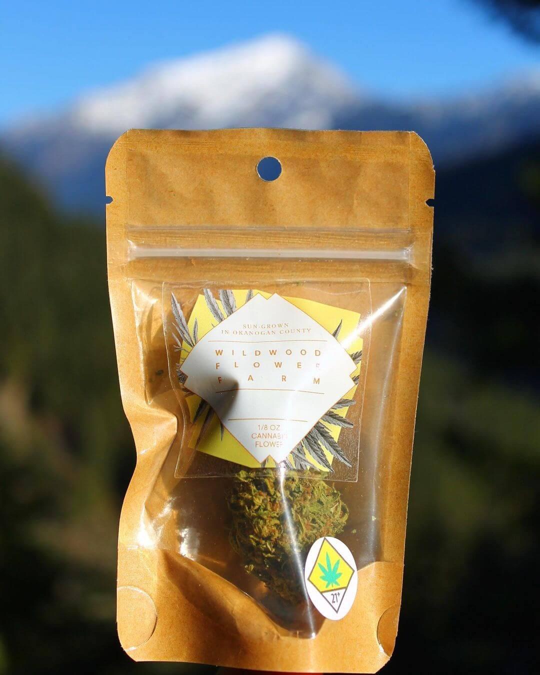 Wildwood Flower Farm cannabis bud