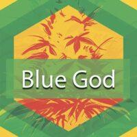 Blue God Logo