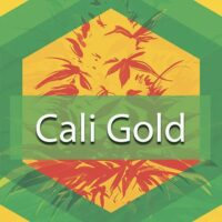 Cali Gold Logo