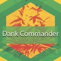 Dank Commander Logo
