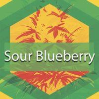 Sour Blueberry Logo