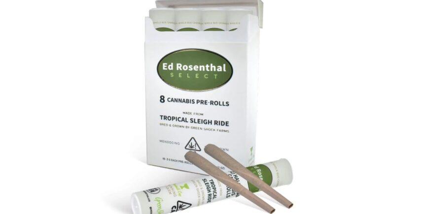 Brite Labs cannabis pre-roll