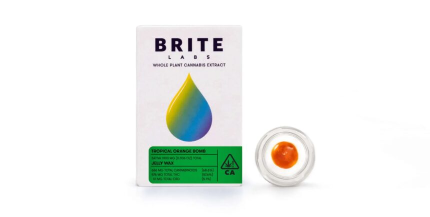 Brite Labs jelly wax concentrates