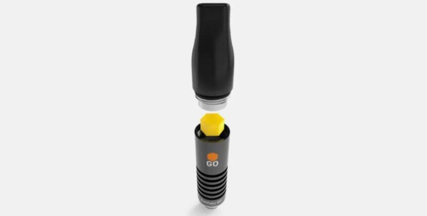 DabTabs Go ultra-portable vaporizer