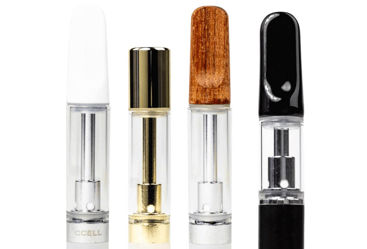 DC Alchemy CCELL cartridges