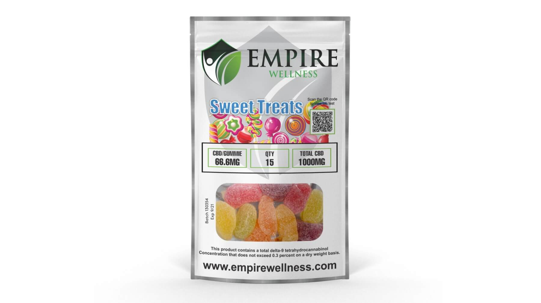 Empire Wellness sweet treats