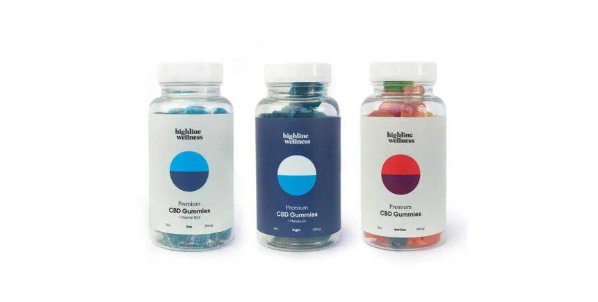 Highline Wellness Gummies Sampler