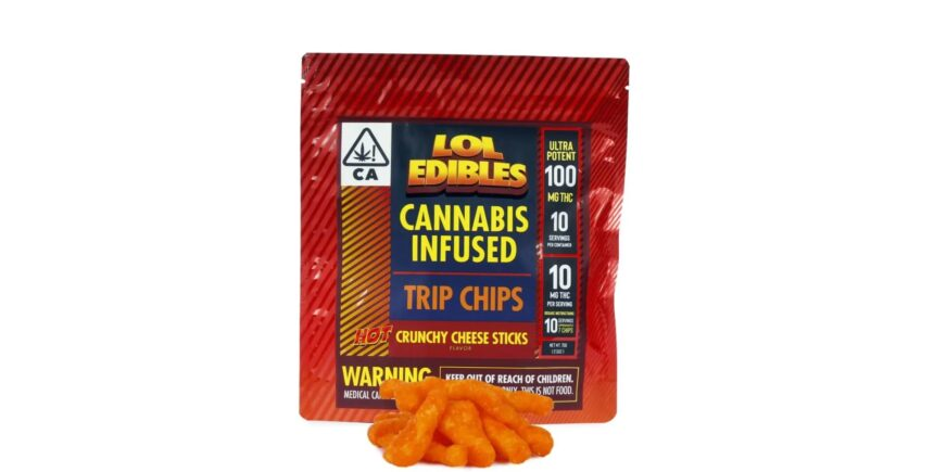 LOL Edibles chips
