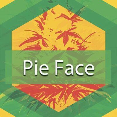 Pie Face Logo