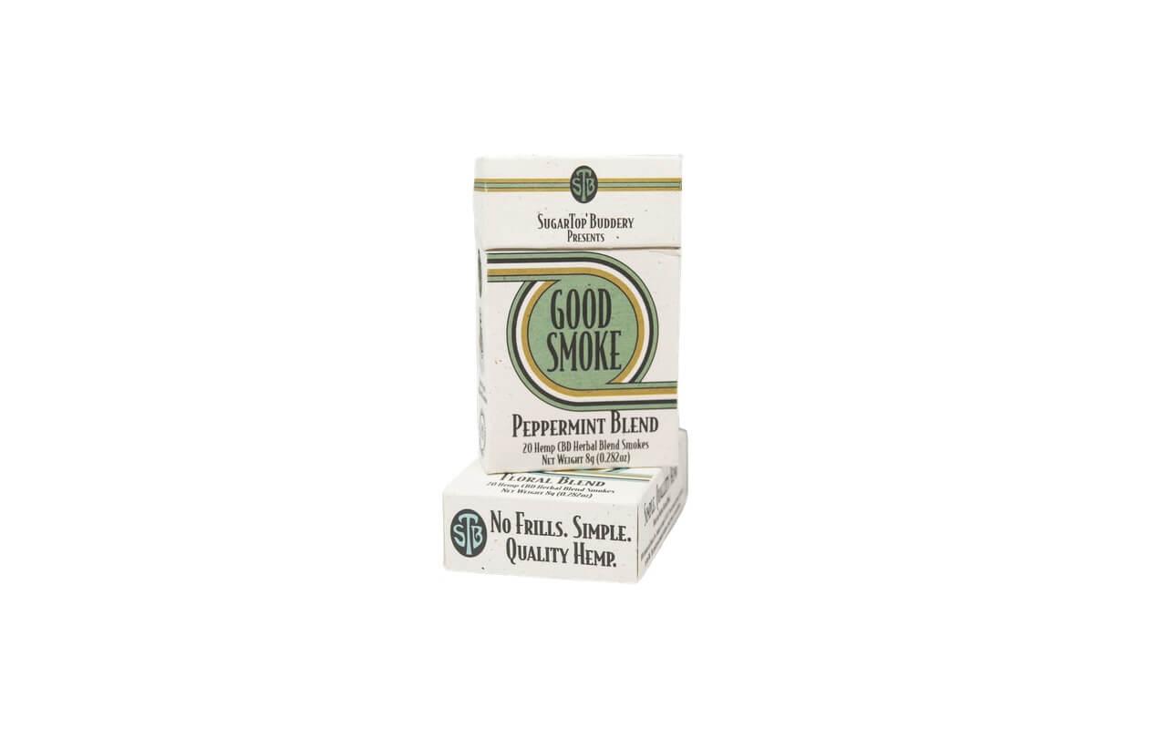 SugarTop Buddery hemp packs
