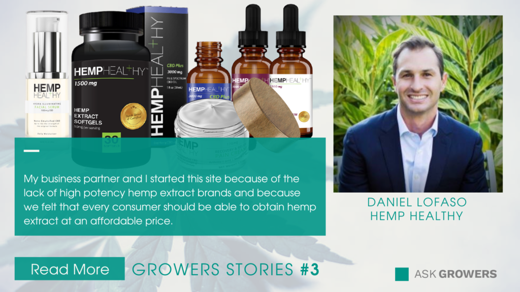 Hemp Healthy Interview