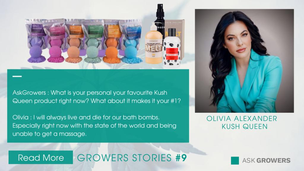 Kush Queen Interview