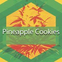 Pineapple Cookies Logo