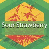 Sour Strawberry Logo