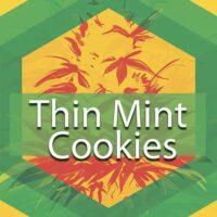 Thin Mint Cookies Logo