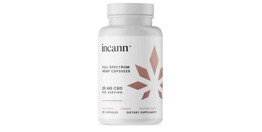 Incann capsules