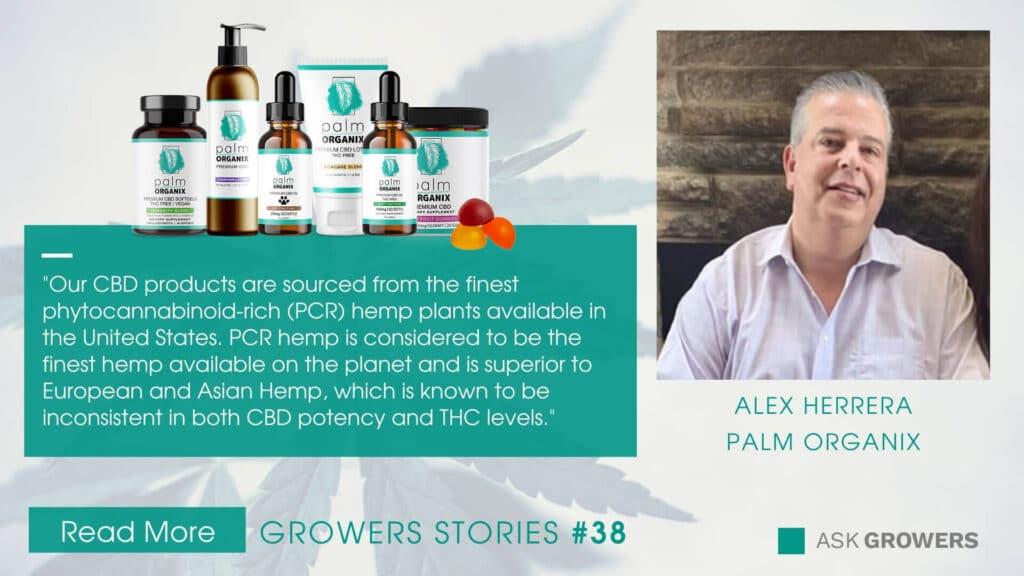 Palm Organix™ interview link
