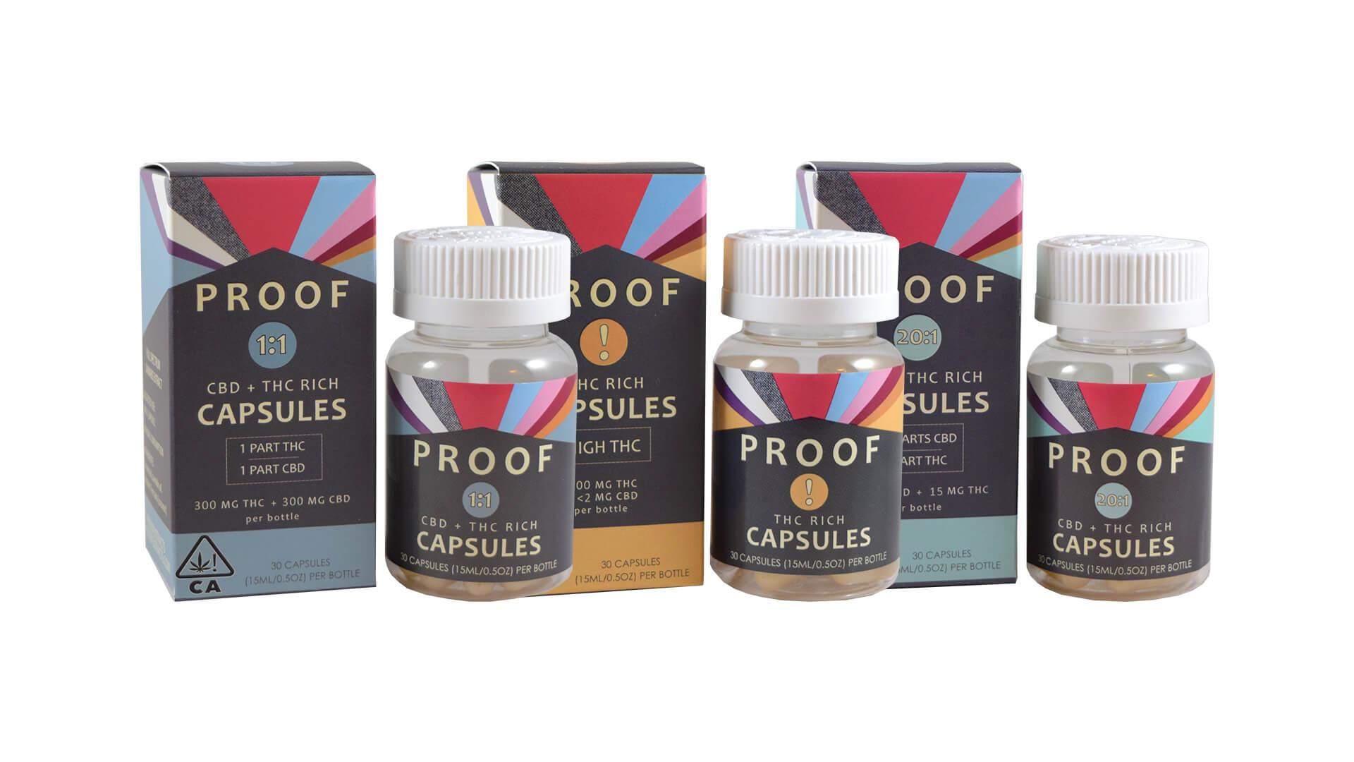 Proof capsules