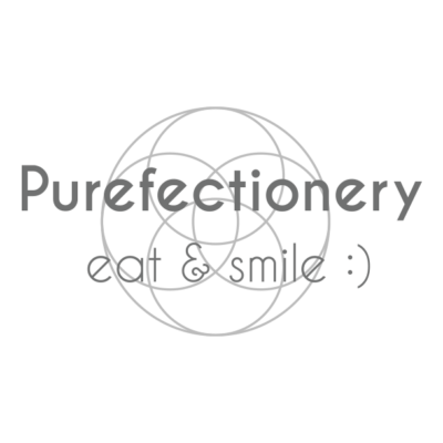 Purefectionery Logo