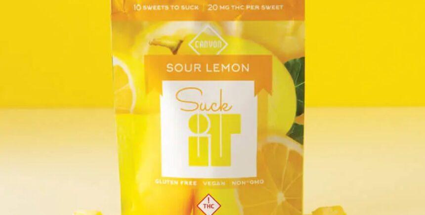 Sour Lemon Canyon THC
