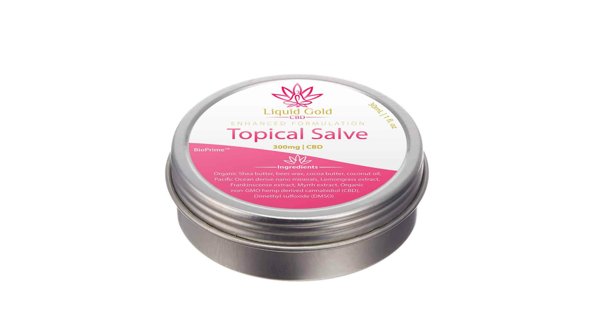 Topical Salve Liquid Gold