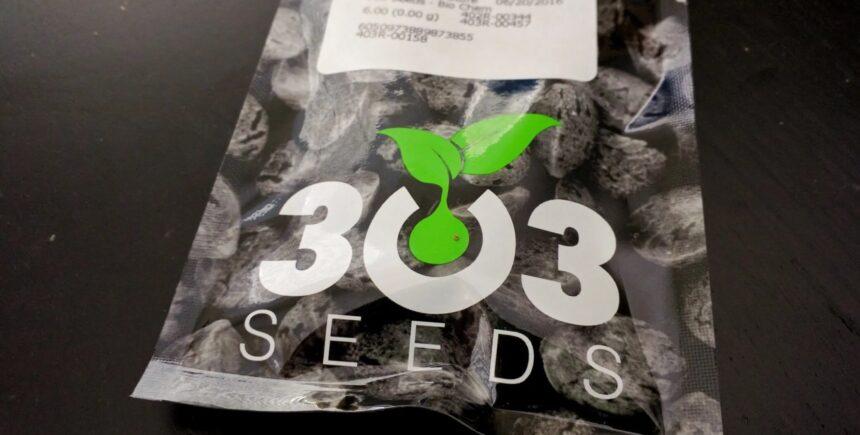 303 seeds pack