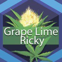 Grape Lime Ricky Logo