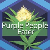 Purple People Eater Logo