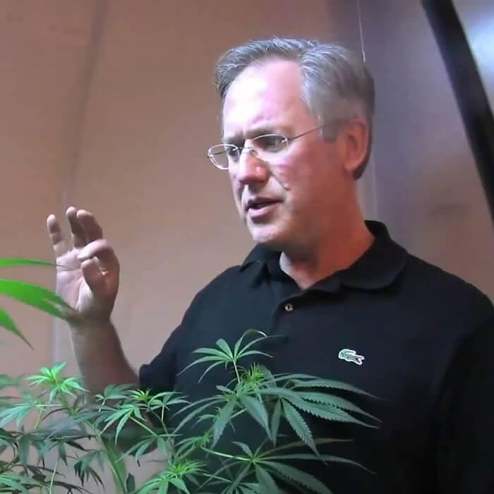 Centennial Seeds CEO