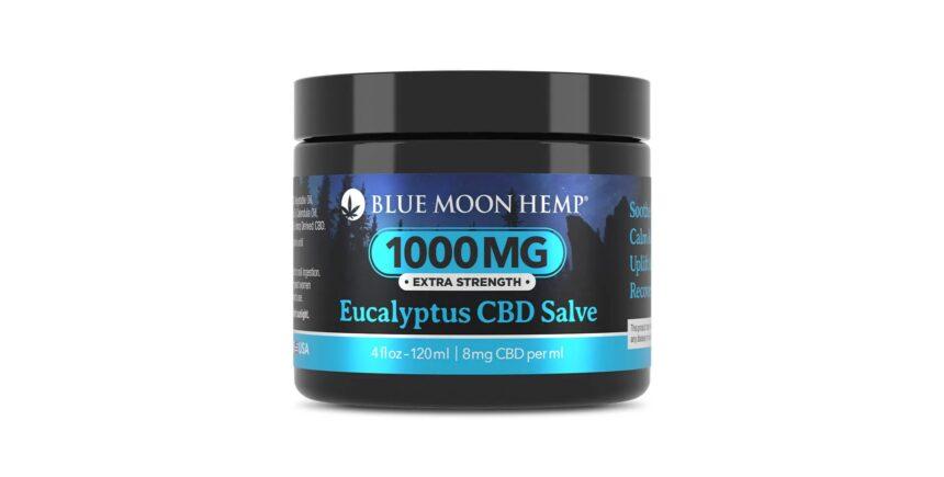CBD Salve Eucalyptus