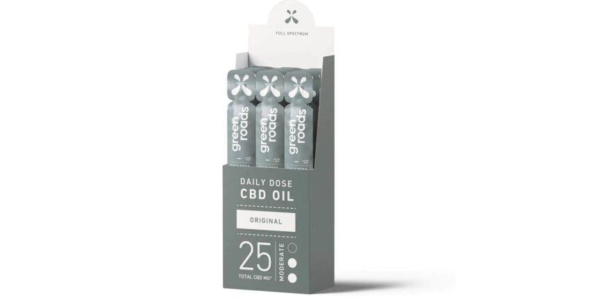 Green Roads full-spectrum CBD oil