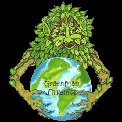 GreenMan Organics Logo