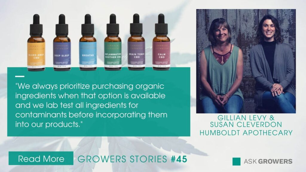 Humboldt Apothecary interview link picture