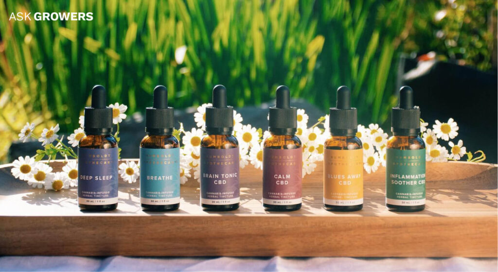 Humboldt Apothecary products picture