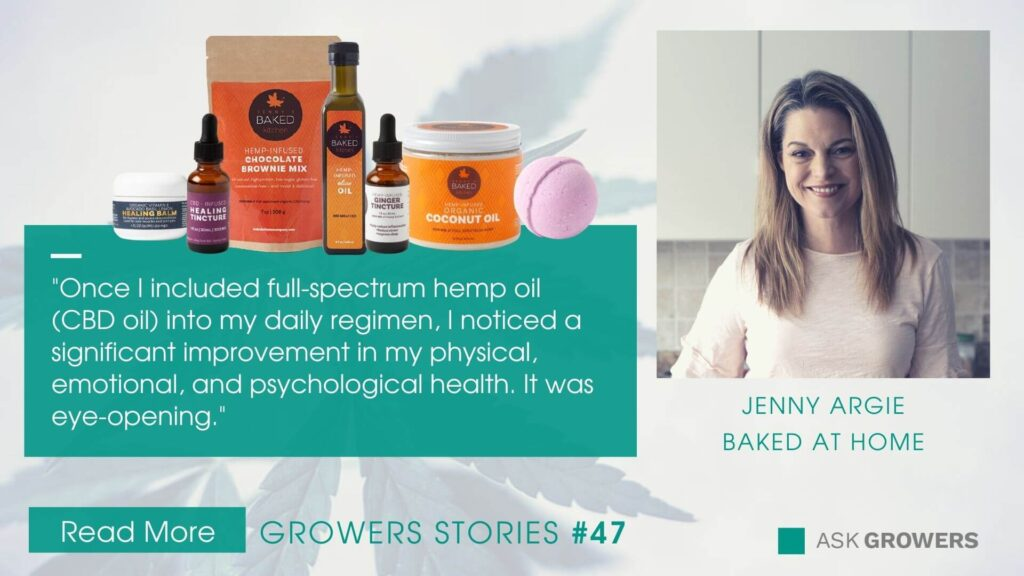 Jenny's Baked at Home interview link picture