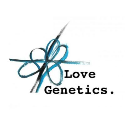 Love Genetics Logo