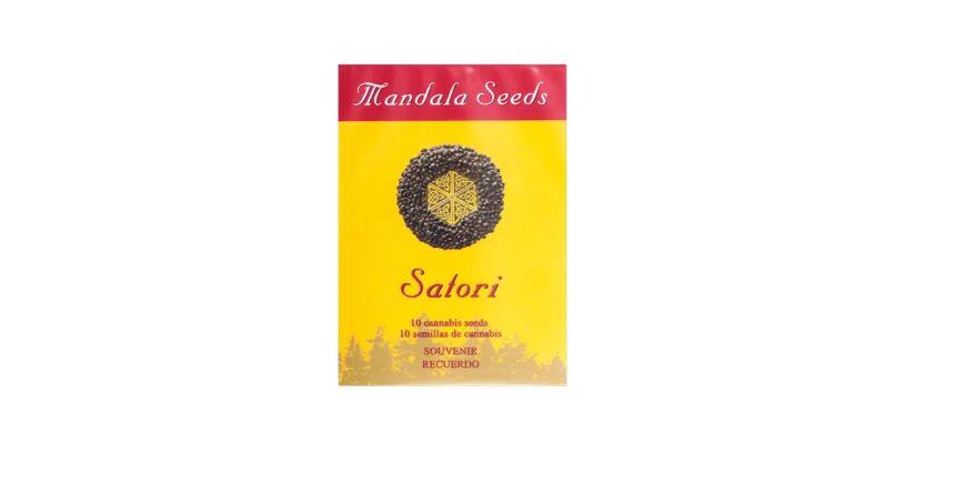 Mandala Seeds Satori