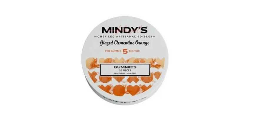 Mindy's Glazed Clementine Orange