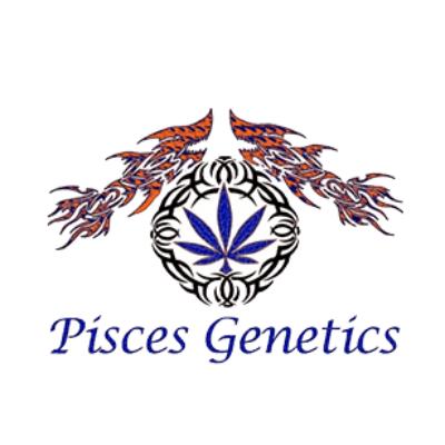 Pisces Genetics Logo