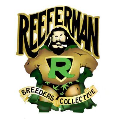 Reeferman Seeds Logo