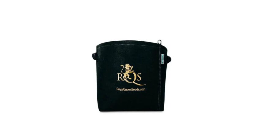 Royal Queen fabric pot