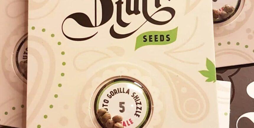 Short Stuff Seedbank product