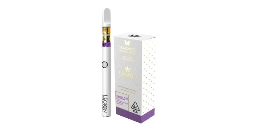 The Legion of Bloom Monarch Vape Pen