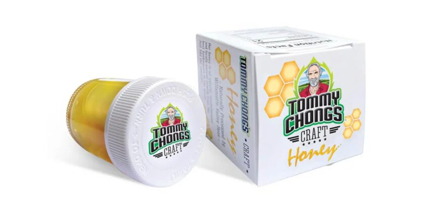 Tommy Chong's Craft Honey