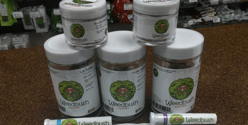 Weedbush Lovers products