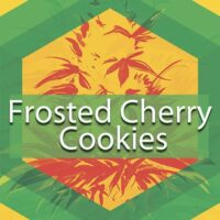 Frosted Cherry Cookies Logo