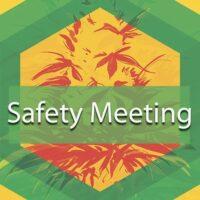 Safety Meeting Logo
