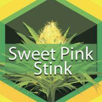 Sweet Pink Stink Logo