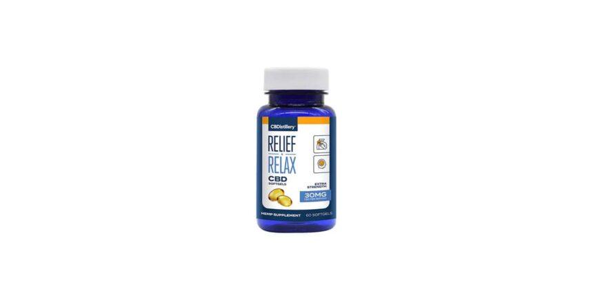 CBDistillery capsules